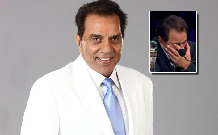 Dharmendra Was Left Teary-Eyed On The Sets Of A Reality Show; Here's Why