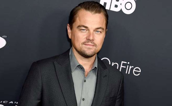 DiCaprio slams world leaders for ignoring climate change