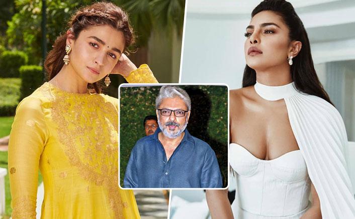 Did Alia Bhatt Replaced Priyanka Chopra In Sanjay Leela Bhansali's Gangubai?