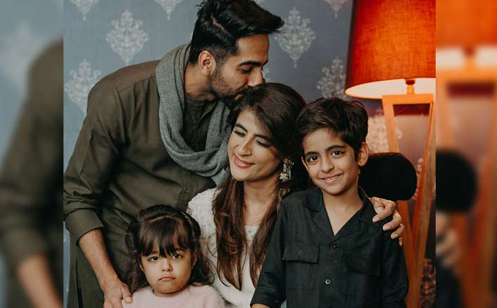 National Award Winner Ayushmann Khurrana Is Missing Out On Young Days Of His Children!