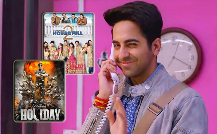 Dream Girl Box Office: Ayushmann Khurrana Starrer Crosses Housefull 2, Holiday & A Couple Of Films In All-Time Grossers' List