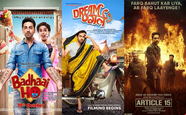 Dream Girl Box Office: Set To Become Ayushmann Khurrana's Biggest Opener; Check Out The Top 5!