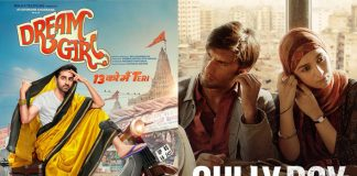 Dream Girl Box Office: With 86.60 Crores, Surpasses Ranveer Singh's Oscar Entrant Gully Boy's Profits!