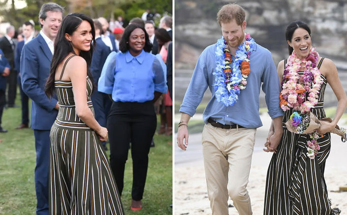 Duchess Meghan Markle Is The Queen Of Recycling Dresses & We Absolutely Love It
