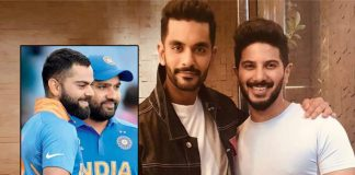 Dulquer Salmaan-Angad Bedi's Rivalry Inspired From Virat Kohli-Rohit Sharma's Tiff?