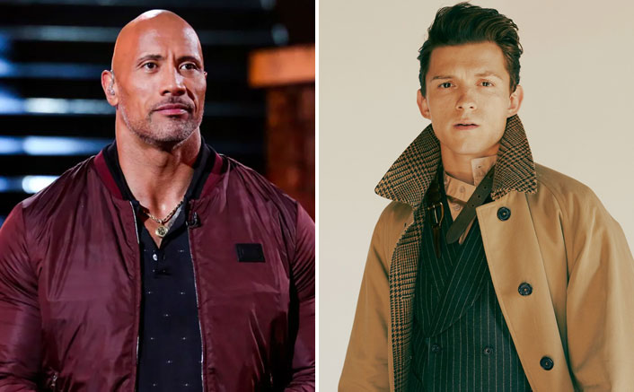Dwayne Rock Johnson Wants To Work With Spider Man Actor Tom Holland & We Just Can't Keep Calm!