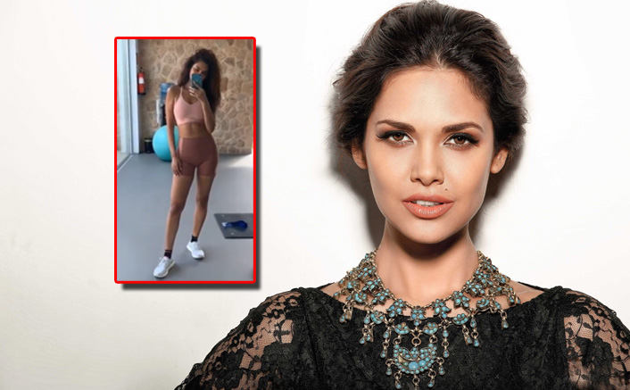 Esha Gupta Flaunts Her Perfect Curves In This Video, WATCH