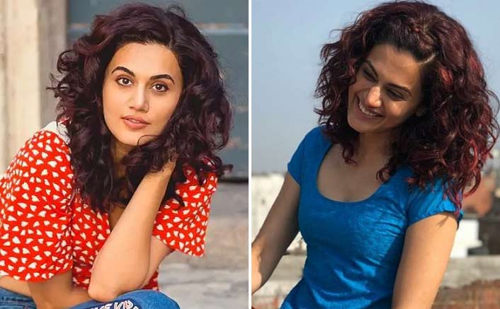 Exclusive! #1YearofManmarziyaan: Taapsee Pannu Reminisces Her Character Rumi & Reacts To The Reports Of Sequel