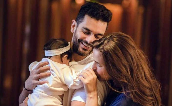 EXCLUSIVE: Angad Bedi Opens Up About His 'Zoya Factor' Neha Dhupia & Daughter Mehr, The Star-Kid Debate & More!