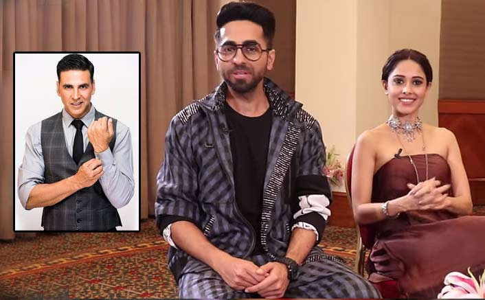 EXCLUSIVE! Ayushmann Khurrana Speaks On Comparison With Akshay Kumar's Box Office Pace