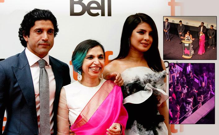 EXCLUSIVE Videos: The Sky Is Pink Leaves Crowd With Tears – Priyanka Chopra, Farhan Akhtar's Special Speech