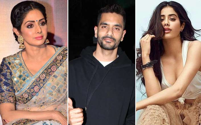 """EXCLUSIVE: """"When Janhvi Kapoor Is Performing, You See A Lot Of Sridevi Ji In Her Eyes,"""" Angad Bedi On Gunjan Saxena Co-Star"""