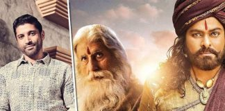 Farhan Akhtar to turn host as Sye Raa stars Amitabh Bachchan and Chiranjeevi are set to have a solid conversation over Indian Cinema