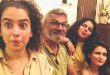 Fatima Sana Shaikh's Witty Caption On Her Photo With Sanya Malhotra And Nitesh Tiwari Will Win Your Heart