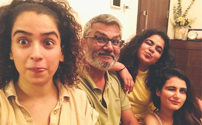 Fatima Sana Shaikh's Witty Caption On Her Photo With Sanya Malhotra & Nitesh Tiwari Will Win Your Heart