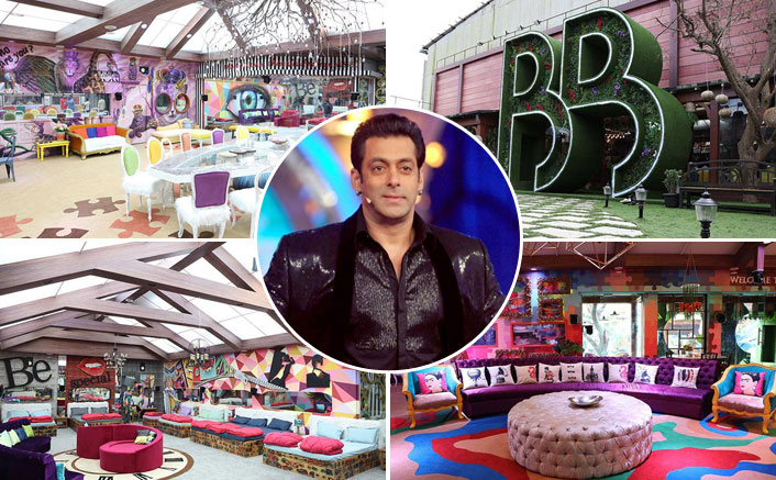 FIRST LOOK OUT! Salman Khan's Bigg Boss Season 13 House Pictures Are Here