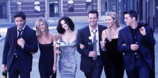 FRIENDS Turns 25; Courteney Cox, David Schwimmer, Matt LeBlanc & Lisa Kudrow Make Us Nostalgic Through Their Posts