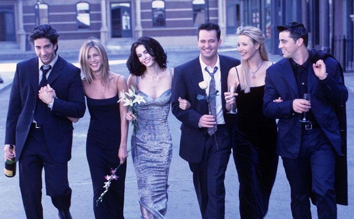 FRIENDS Turns 25; Courteney Cox, David Schwimmer, Matt LeBlanc & Lisa Kudrow Make Us Nostalgic Through Their Posts