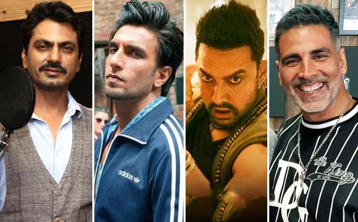 From Aamir Khan To Akshay Kumar, Rap Is The New Cool For Bollywood Stars!