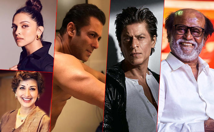 From Salman Khan To Shah Rukh Khan, B-Town Celebs Who Had Serious Health Disorders!