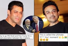 From Salman Khan's 'Way To Go' To Adnan Sami's 'F**K You Moment', Bollywood Celebs React To #HowdyModi