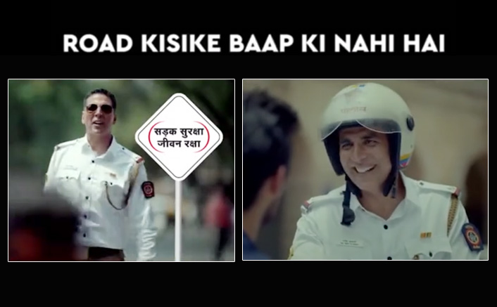 An old Akshay Kumar video, where the superstar takes the mickey out of a traffic violator is once again doing the rounds of social media