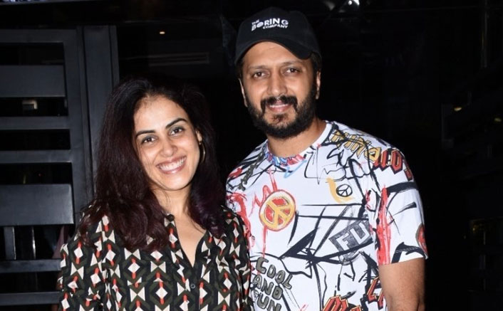 Marjaavaan: Genelia D'Souza's Reaction On Hubby Riteish Deshmukh's Character Will Melt Your Heart!