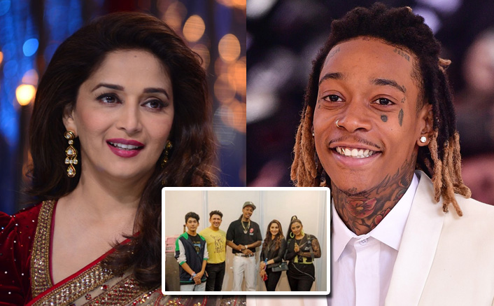 "Madhuri Dixit's Message For Wiz Khalifa: ""Thanks For Showing The World That Music Knows No Boundaries Of Genre, Age & Culture"""