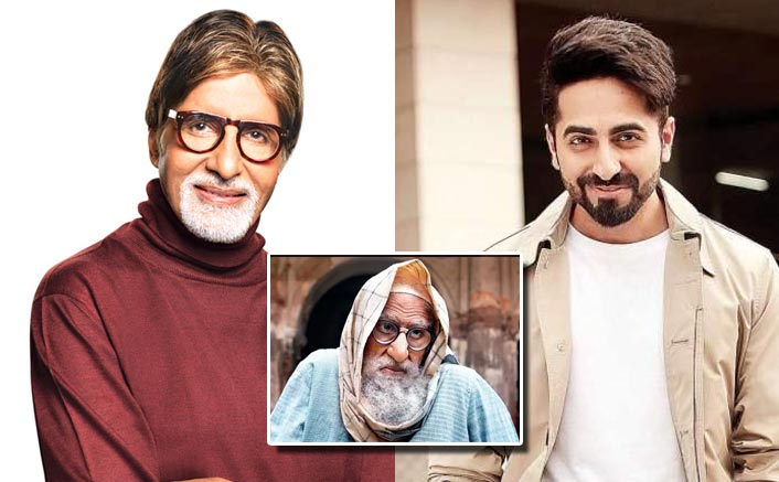 "Ayushmann Khurrana On Working With Amitabh Bachchan In Gulabo Sitabo: ""He's An Institution.. A Living Legend"""
