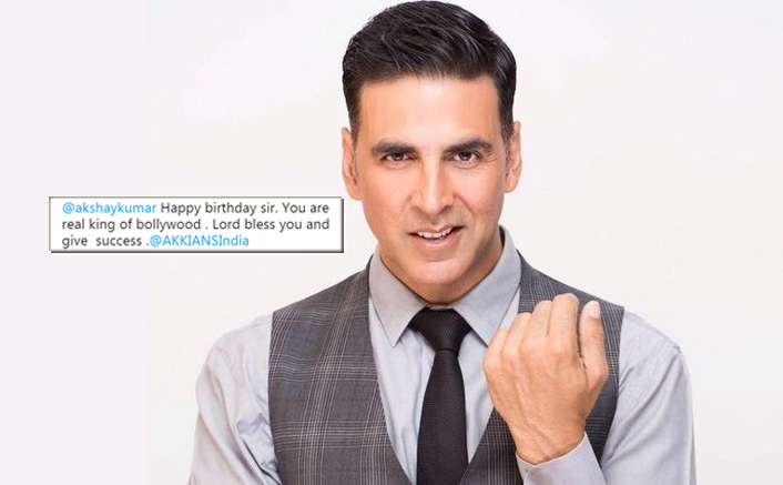 "Happy Birthday Akshay Kumar: ""A Self Made Actor & The Real B'Wood King,"" Say Netizens"