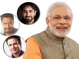 Happy Birthday PM Modi: AYushamnn Khurrana, Ajay Devgn, Vivek Oberoi send special wishes for th PM