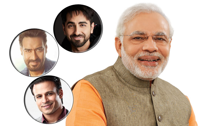 Happy Birthday PM Modi: AYushamnn Khurrana, Ajay Devgn, Vivek Oberoi send special wishes for th PM