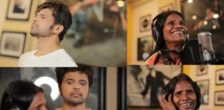 Happy Hardy And Heer: Himesh Reshammiya Recreates His Famous Song 'Aashiqui Mein Teri' With Internet Sensation Ranu Mondal