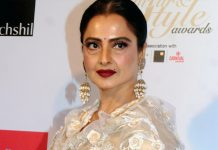 Here's How Rekha Still Looks Stunning Every Time She Steps out!