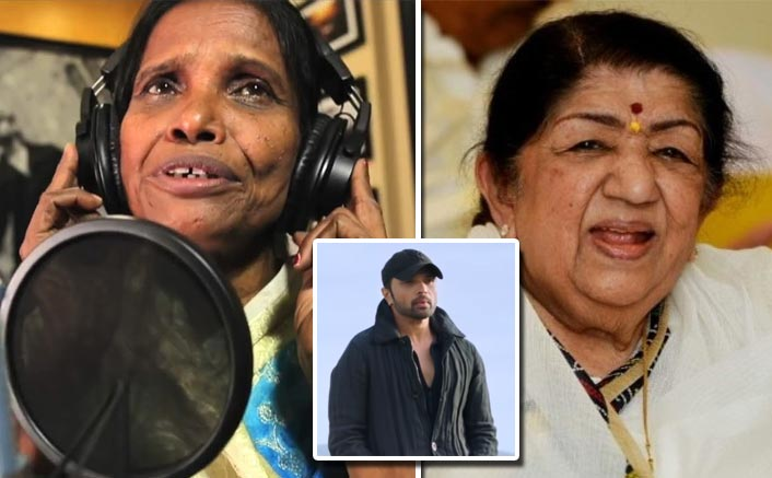 Himesh Reshammiya Finally Responds To Lata Mangeshkar's Statement On Ranu Mondal!