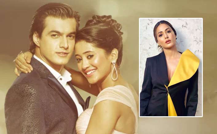 Hina Khan Congratulates Team Yeh Rishta Kya Kehlaata Hai On Completing 3000 Episodes; Producer Reacts On Not Giving Her Credit