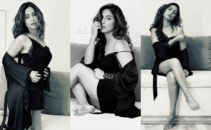 Hina Khan Looks Hot & Ravishing In Her Latest Photos