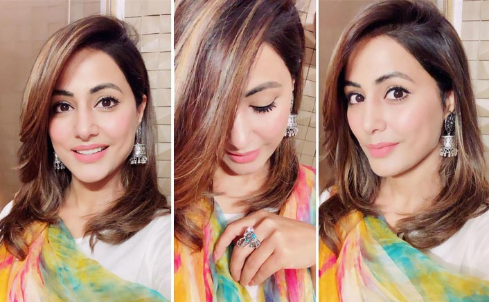 Hina Khan Looks Like An Epitome Of Beauty In Her Latest Ganesh Chaturthi Instagram Post!