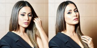 Hina Khan Makes Black Look Hot In Her Latest Pictures