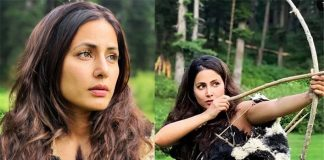 Hina Khan's FIRST Look From Her Indo-Hollywood Film, 'The Country Of The Blind' Is OUT & She Looks Bewitching!