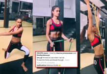 Hina Khan's Reaction To Erica Fernandes' Gym Post Proves Is The Monday Motivation We All Need, WATCH