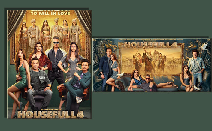 Housefull 4 New Posters On 'How's the Hype?': BLOCKBUSTER Or Lacklustre? Vote Now!