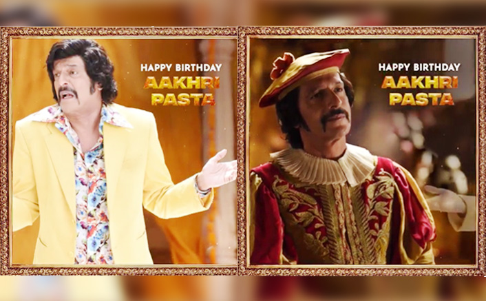 Housefull 4 Motion Poster Ft. Chunky Panday As Aakhri Pasta: Quirkiest Of All!