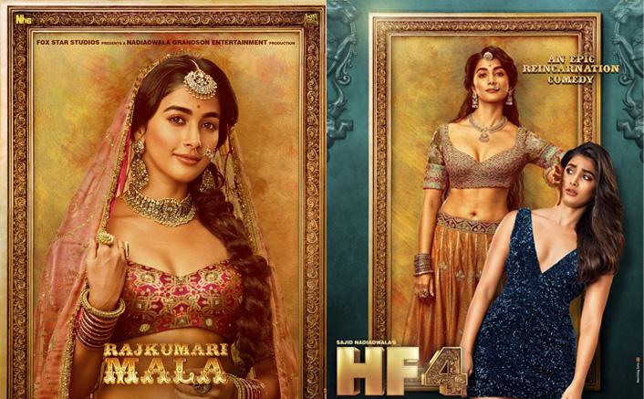 Housefull 4: Pooja Hegde Looks Resplendent As Rajkumari Mala