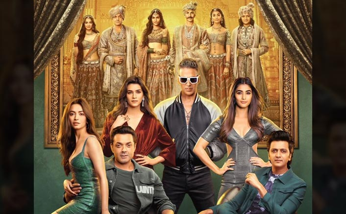 Housefull 4 Box Office Day 1 Advance Booking (5 Days Before Release): Picking Up The Pace!
