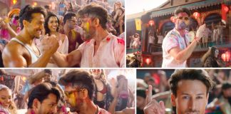 *Hrithik and Tiger in the biggest dance track of Bollywood 'Jai Jai Shivshankar'!*
