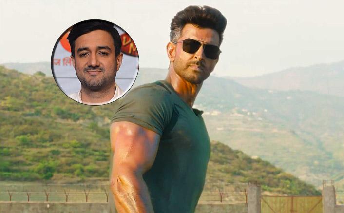 Hrithik has outdone himself: 'War' director