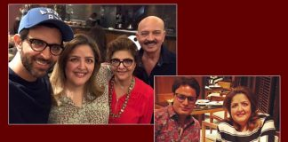 Hrithik Roshan's Sister Sunaina Breaks Up With Boyfriend & Reunites With Family Post All The Drama