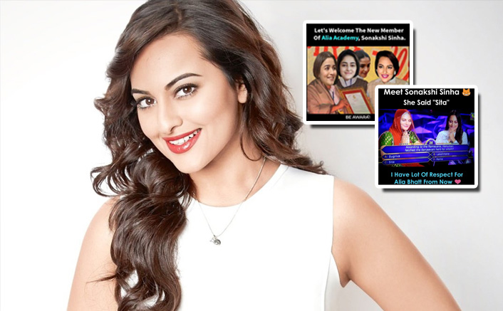 I love memes: Sonakshi's reply to #YoSonakshiSoDuomb