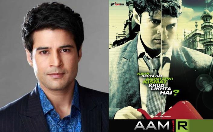 Rajeev Khandelwal Reveals Why Aamir Will Always Be A Special Film For Him